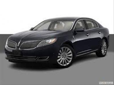 limousine 2014 Lincoln MKS exterior image